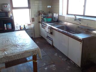 キッチンのアフター