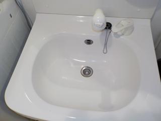洗面台清掃のアフター