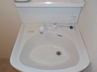 洗面台のアフター