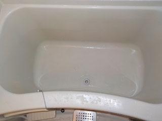 浴槽のアフター