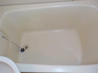 風呂桶のビフォア