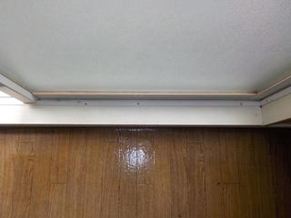 窓枠のアフター