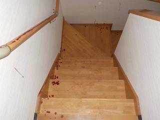 階段のビフォア
