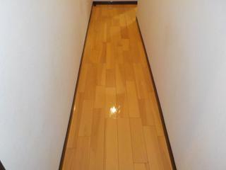 2階廊下のアフター